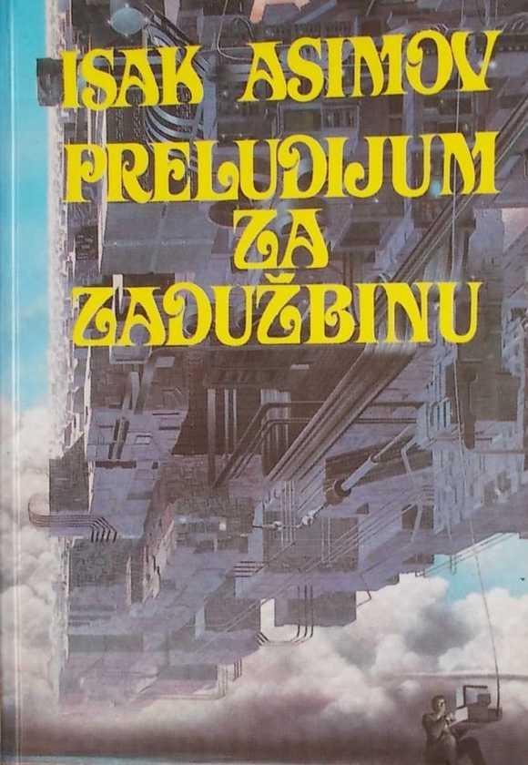 Asimov-Preludijum za Zadužbinu