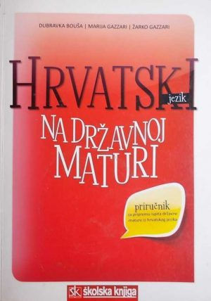 Hrvatski jezik na državnoj maturi