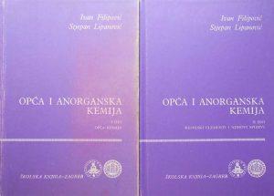 Filipović, Lipanović-Opća i anorganska kemija 1-2