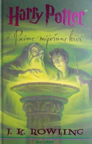 Rowling-Harry Potter i Princ miješane krvi