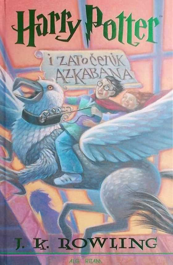 Rowling-Harry Potter i zatočenik Azkabana