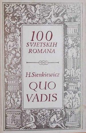 Sienkiewicz: Quo vadis