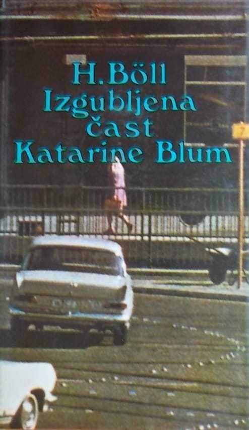 Izgubljena čast Katarine Blum