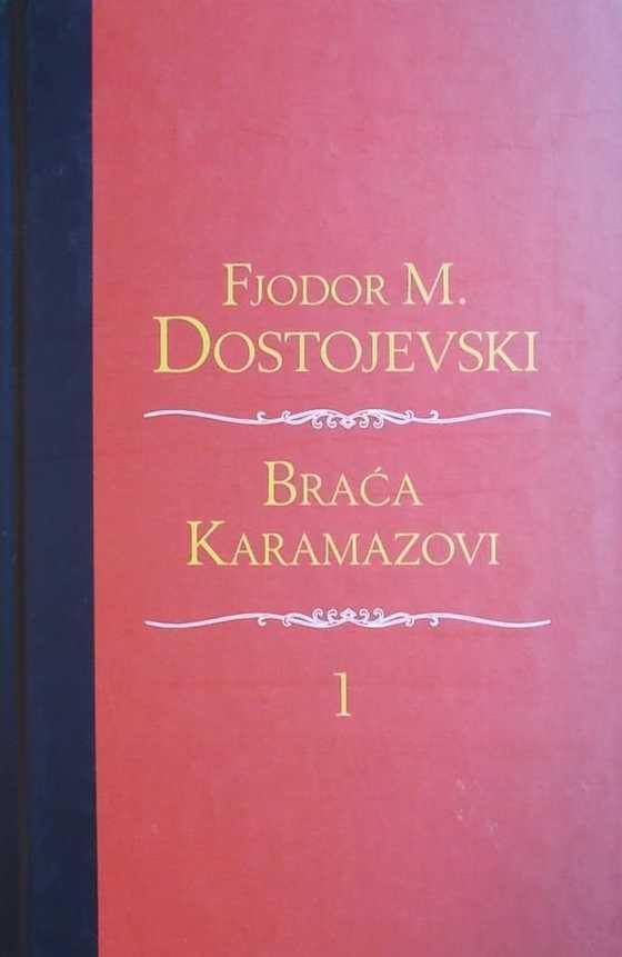 Dostojevski-Braća Karamazovi