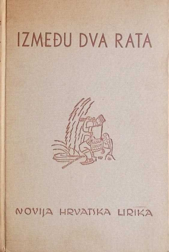 Između dva rata-novija hrvatska lirika
