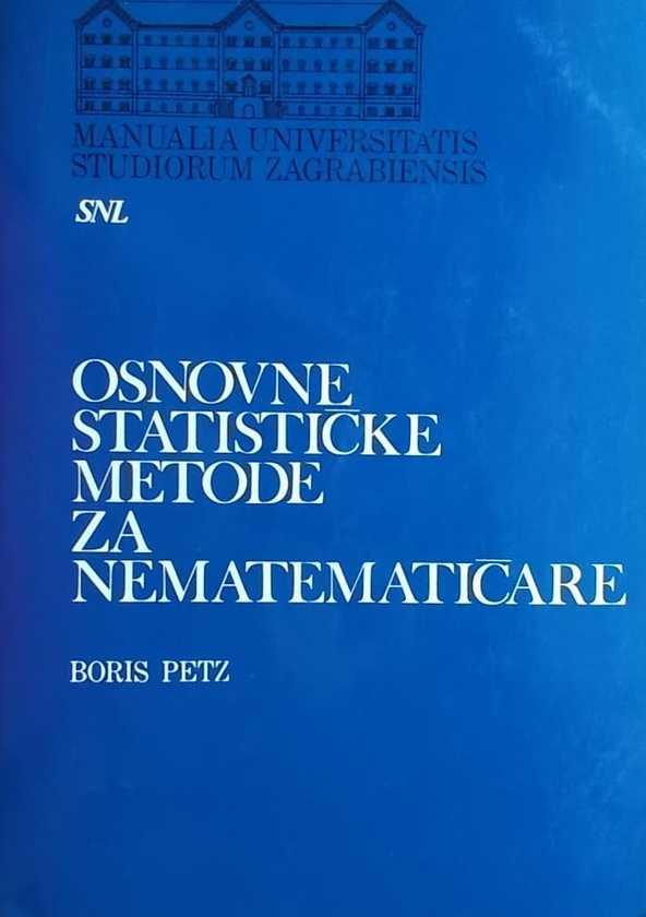 Petz-Osnovne statističke metode za nematematičare