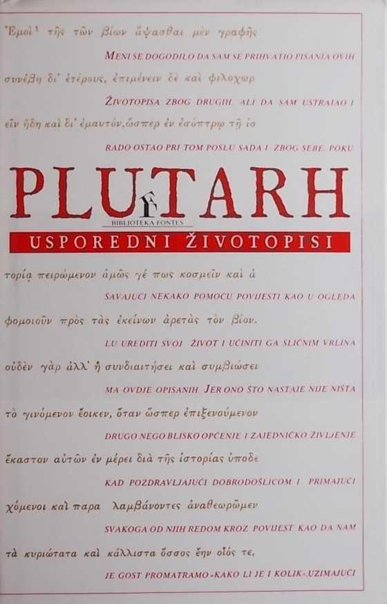 Plutarh-Usporedni životopisi