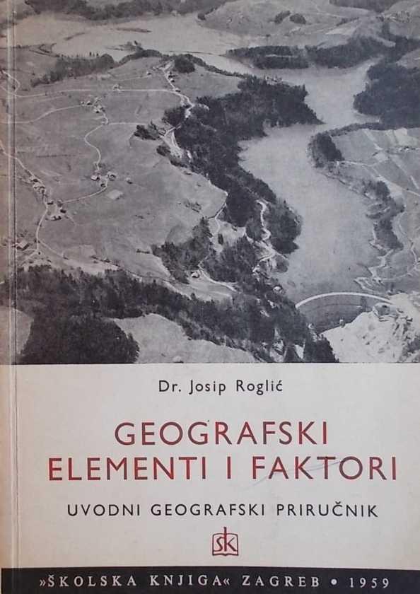 Roglić-geografski elementi i faktori