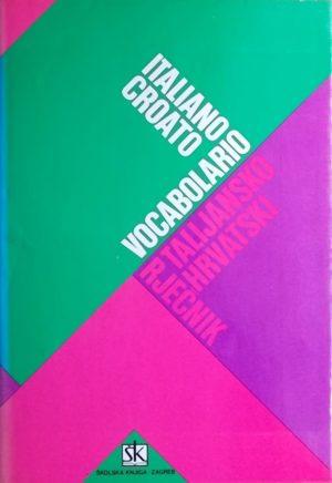 Talijansko-hrvatski rječnik