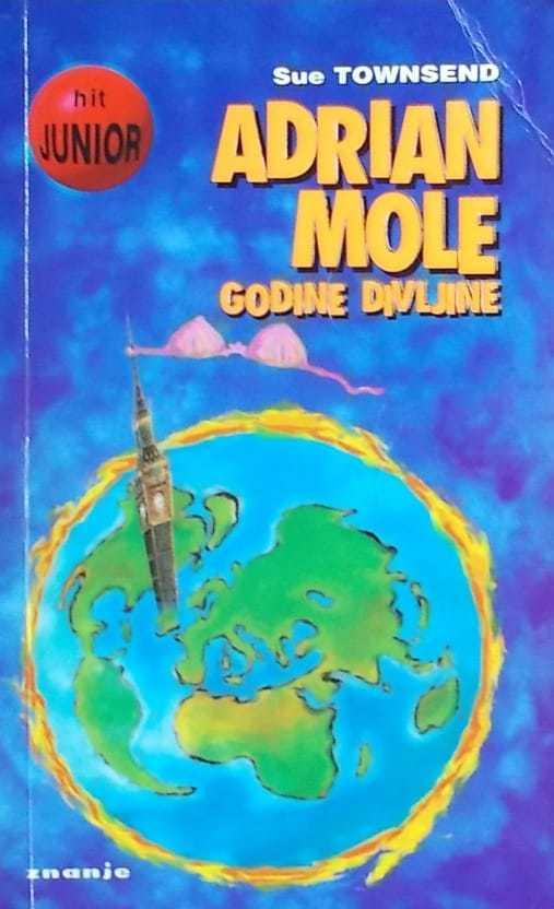Townsend-Adrian Mole: godine divljine