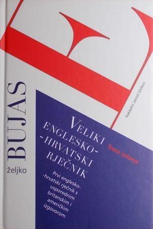 Bujas-Veliki englesko-hrvatski rječnik
