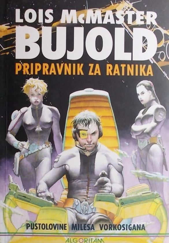 Bujold-Pripravnik za ratnika