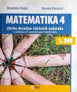 Dakić-Matematika 4 1. dio