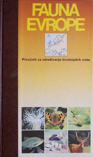 Fauna Evrope
