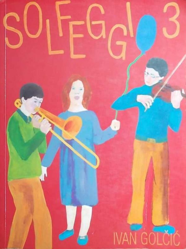 Golčić-Solfeggio 3