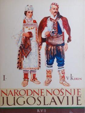 Kirin-Narodne nošnje Jugoslavije