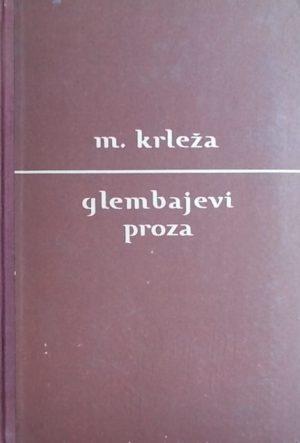 Krleža-Glembajevi proza