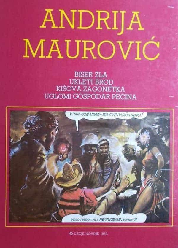 Maurović-Biser zla