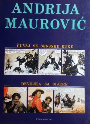 Maurović-Čuvaj se senjske ruke - Devojka sa Sijere