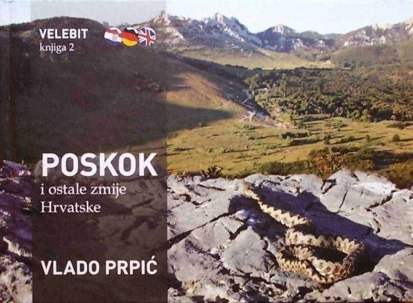 Prpić-Poskok i ostale zmije Hrvatske
