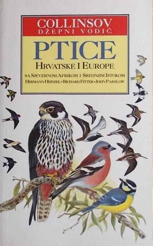 Ptice Hrvatske i Europe