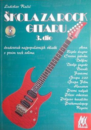 Račić-Škola za rock gitaru: 3. dio
