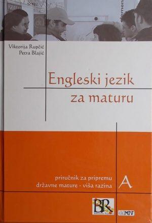 Rupčić, Blajic-Engleski jezik za maturu