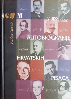 Brešić-Autobiografije hrvatskih pisaca