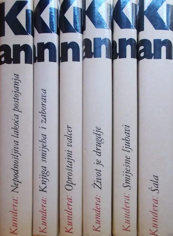 Kundera: Djela 1-6