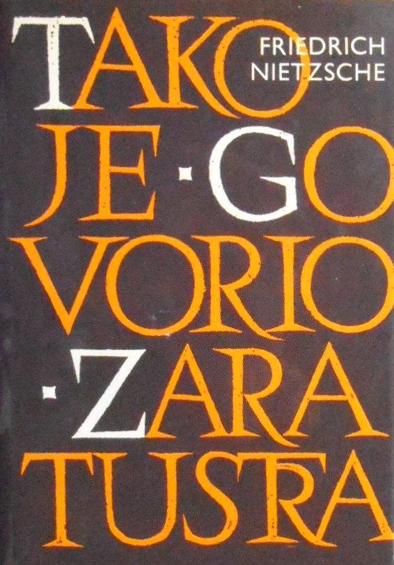 Nietzsche-Tako je govorio Zaratustra
