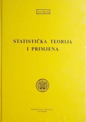 Pavlić-Statistička teorija i primjena