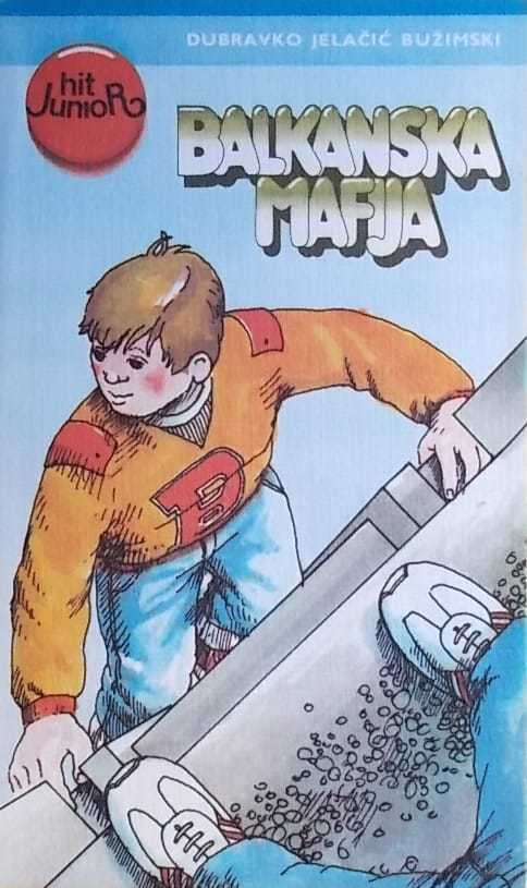 Jelačić Bužimski-Balkanska mafija