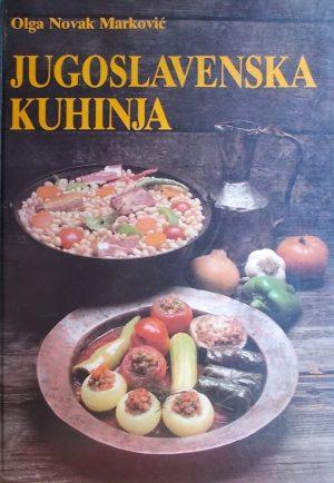 Novak Marković-Jugoslavenska kuhinja