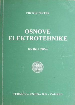 Pinter: Osnove elektrotehnike: knjiga prva