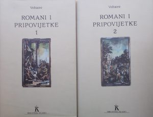 Voltaire-Romani i pripovijetke