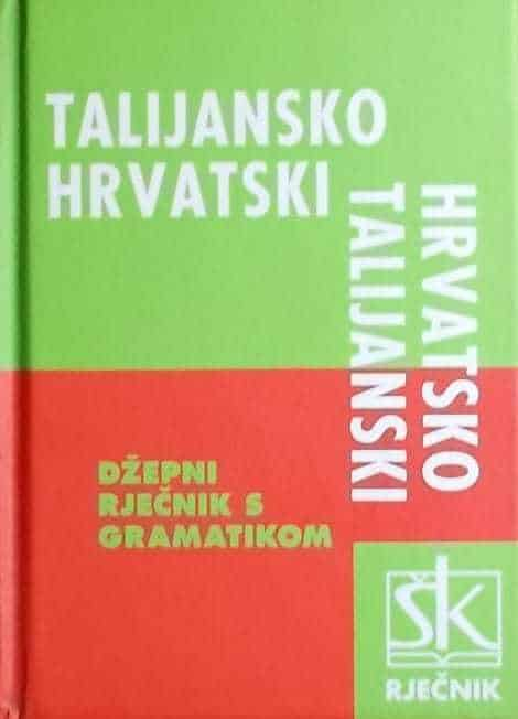 Jernej: Talijansko-hrvatski i hrvatsko-talijanski džepni rječnik