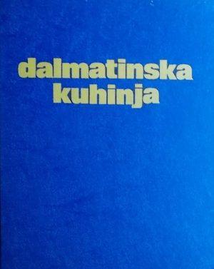 Marjanović-Radica-Dalmatinska kuhnja