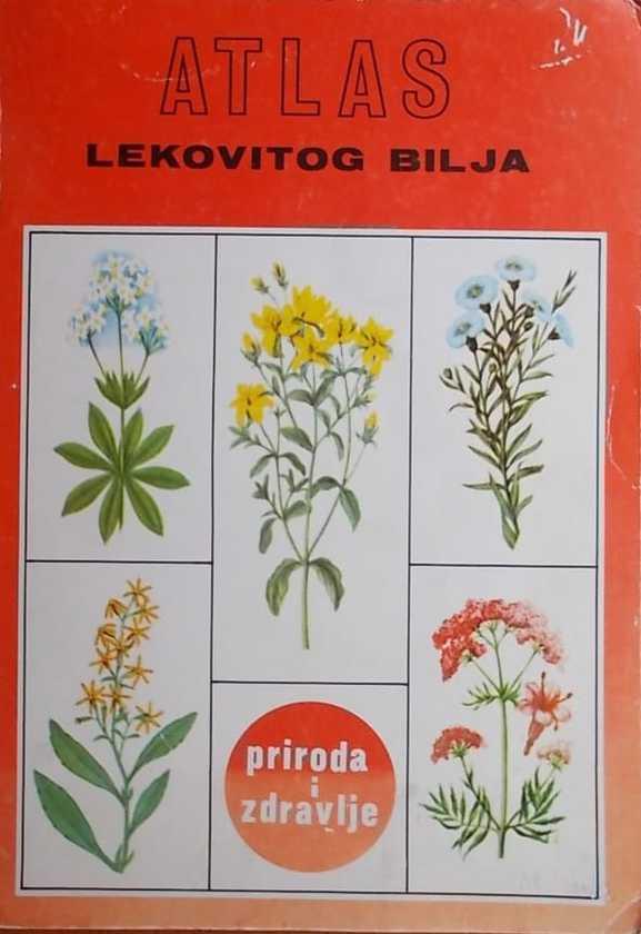 Milovanović: Atlas lekovitog bilja