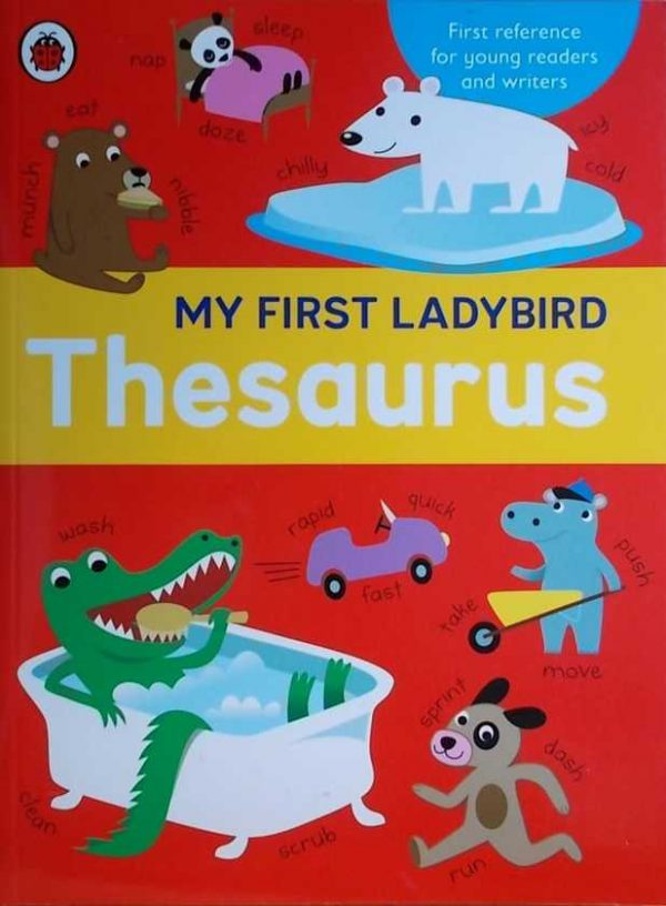 My First Ladybird Thesaurus