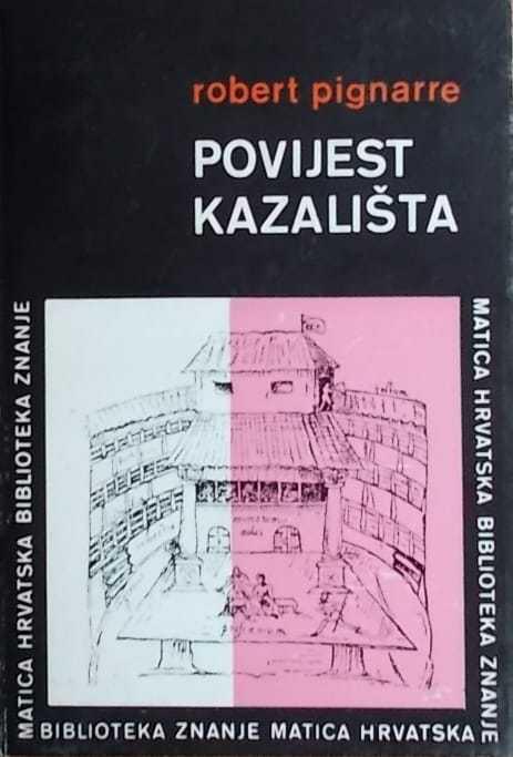 Pignarre-Povijest kazališta