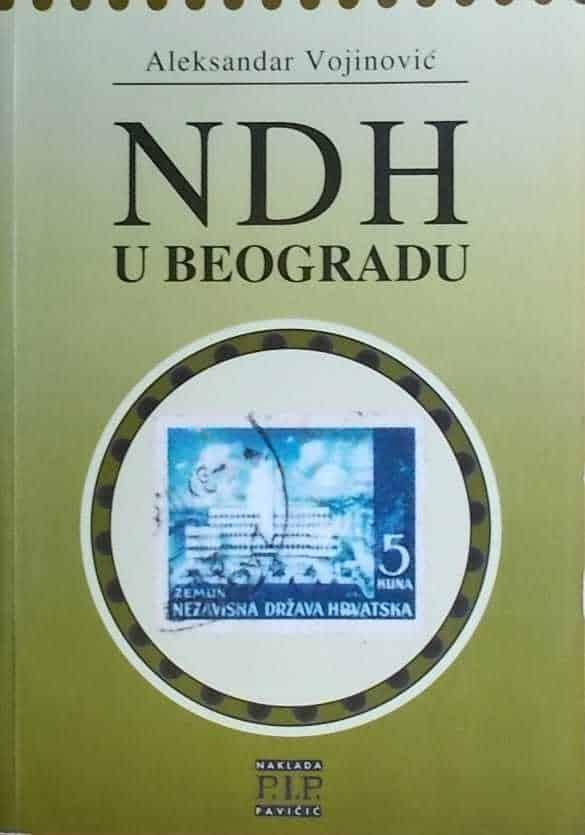 Vojinović: NDH u Beogradu