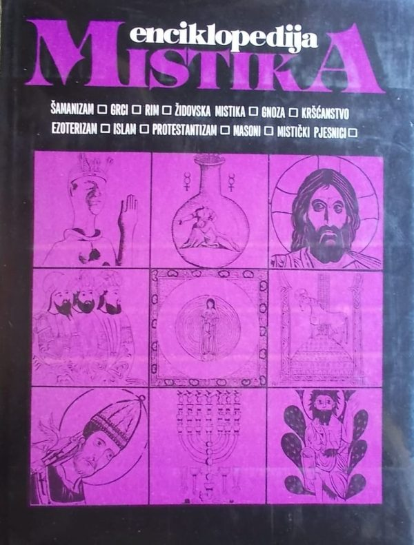Davy-Enciklopedija mistika