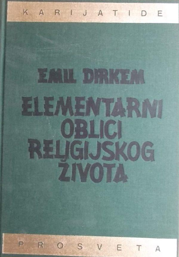 Dirkem-Elementarni oblici religijskog života