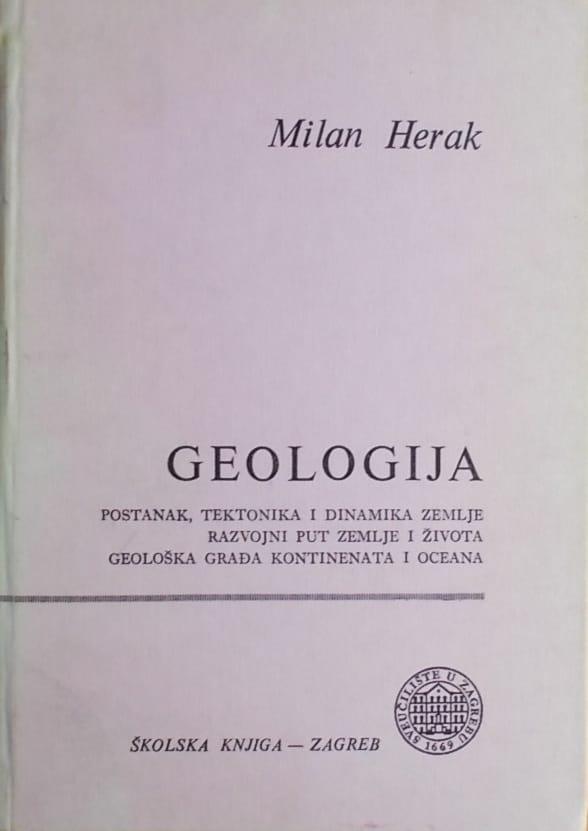 Herak: Geologija