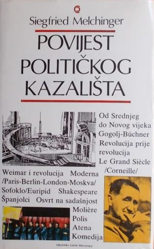 Melchinger-Povijest političkog kazališta
