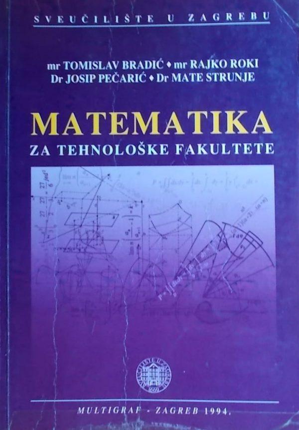 Matematika za tehnološke fakultete