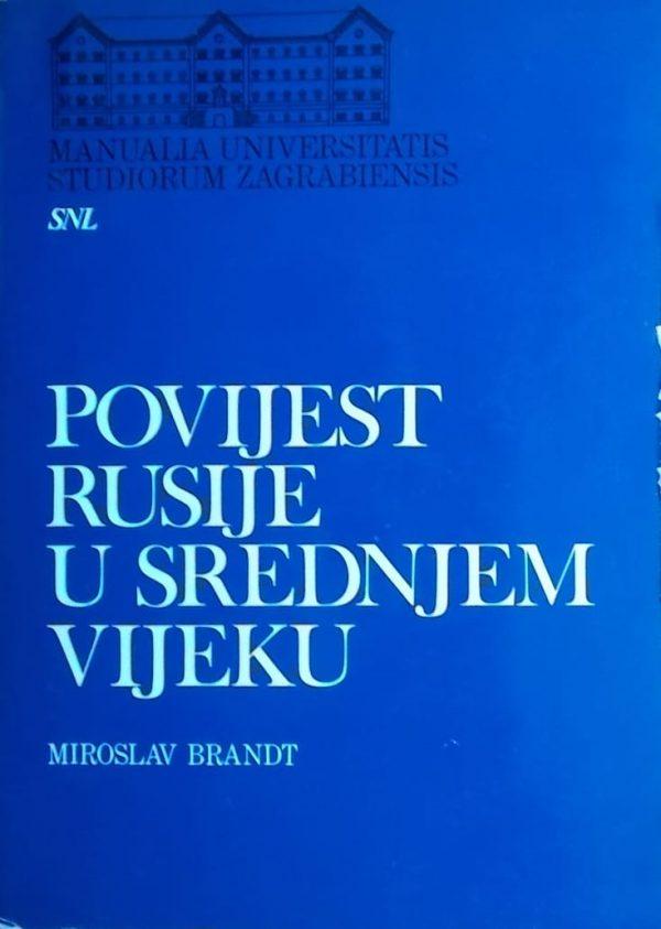Brandt: Povijest Rusije u srednjem vijeku