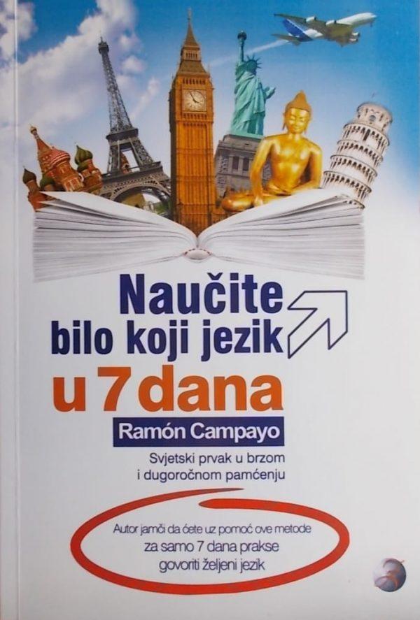 Campayo: Naučite bilo koji jezik u 7 dana