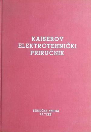 Kaiser: Elektrotehnički priručnik