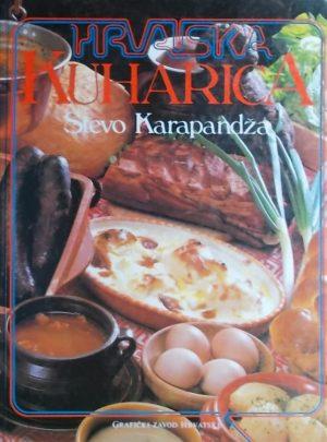 Karapandža: Hrvatska kuharica
